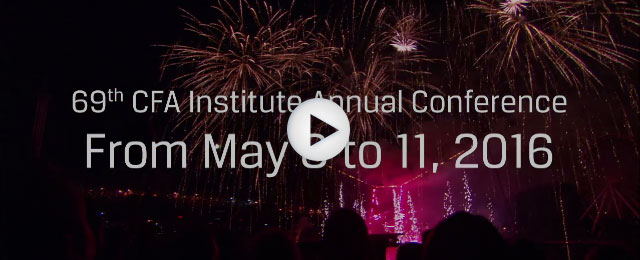 CFA Institute Annual Conference